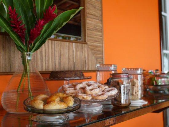 Sagu Mini Resort: Buffet cafe manha 2