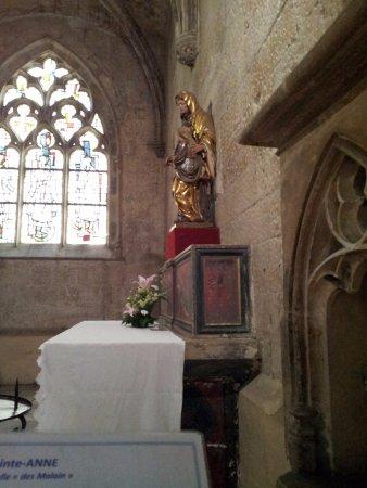 Cathédrale Saint Vincent : La cappella di St Anna