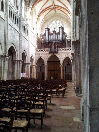 Cathédrale Saint Vincent : L' organo barocco