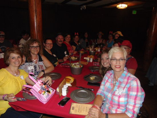 The Hoop-Dee-Doo Musical Revue: CTMH_Table