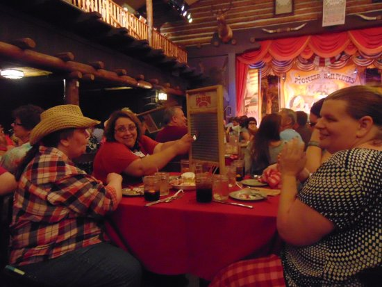 The Hoop-Dee-Doo Musical Revue: CTMH-Table Play that Wash board