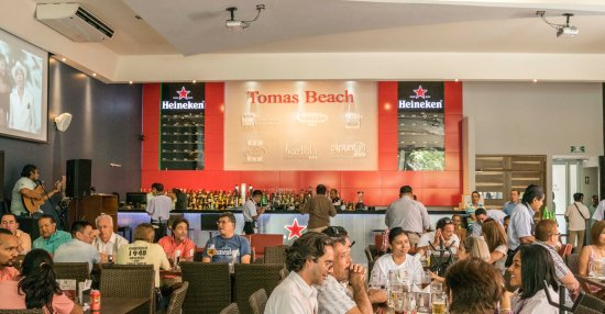 Tomas Beach Cantina & Rest Bar