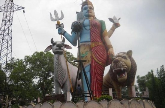Chandrahasini Devi Temple: Chandrahasini Temple