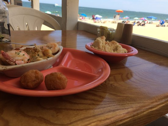 Ocean Ed S Seafood Restaurant Boat