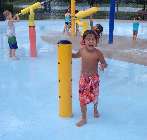 Zephyrhills, FL: Fun day at Zephyr Park