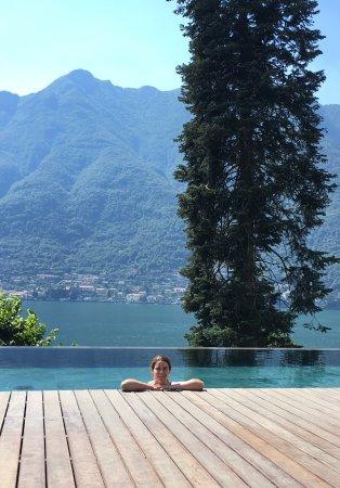 Pognana Lario, Italia: The pool