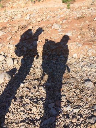 Havasupai Falls: on our way to Supai
