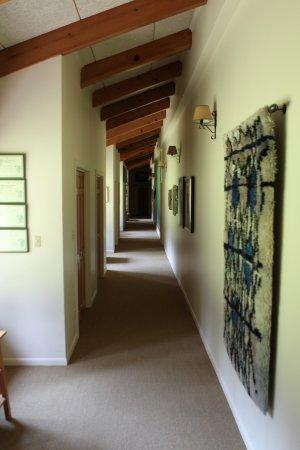 House on Metolius : Hall
