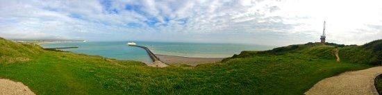Newhaven, UK: Wonderful views