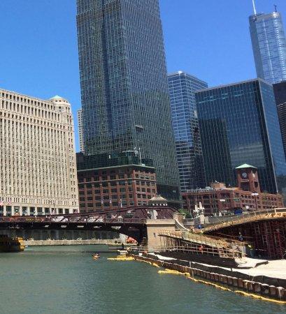 Riverwalk map  Picture of Chicago Riverwalk Chicago  TripAdvisor