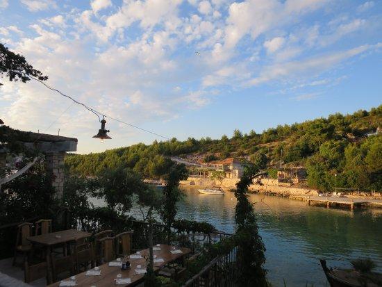 Остров Хвар, Хорватия: wonderful view from tale