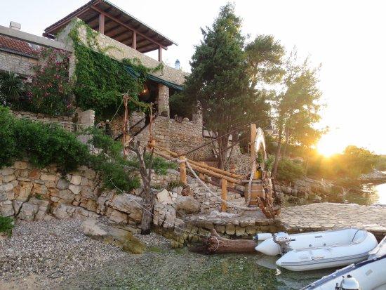 Остров Хвар, Хорватия: Konoba Arsenol