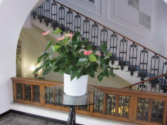 Grand Hotel Quisisana: fresh flowers