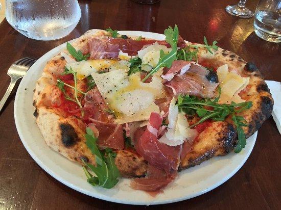 Sartori : sourdough pizza
