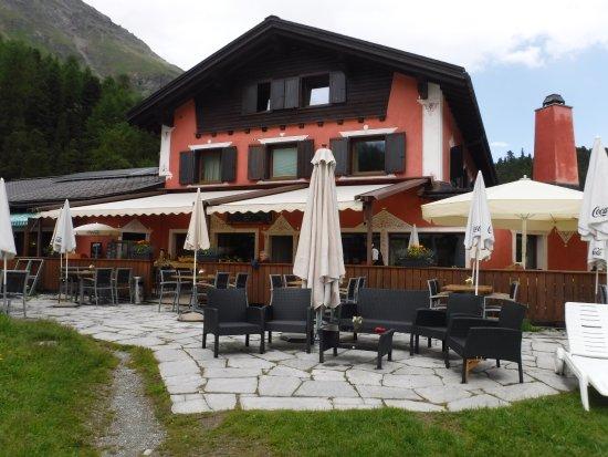 Hotel Roseg Gletscher Picture