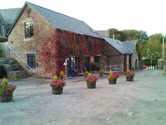 The Ivy Barn Bed & Breakfast