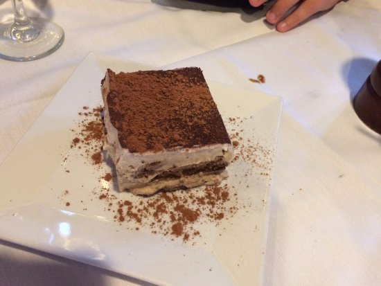 The Wine and Duck: Tiramisu