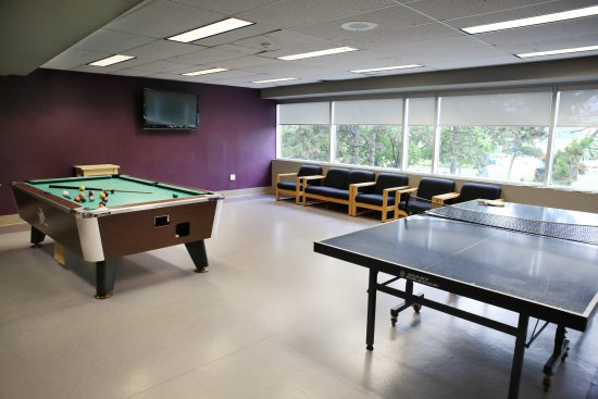 Residence & Conference Centre - Hamilton: Games Lounge