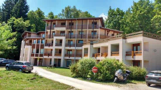 Les balcons du Lac d'Annecy: Bâtiment annexe, chambres avec vue sur le lac