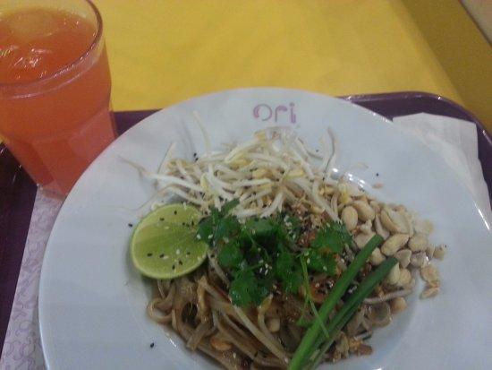 Ori asian food caril de gambas photo de ori asian food for Accord asian cuisine menu