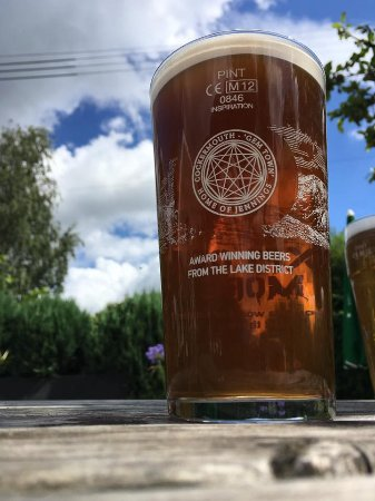 The Oxfordshire Yeoman: A great pint of Brakspears