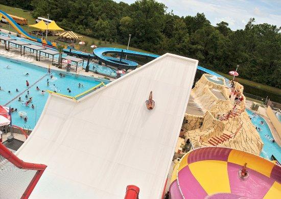 Jungle Rapids Family Fun Park: Slides