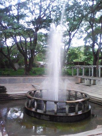 Sri Chamarajendra Zoological Gardens,Mysore Zoo: Water Fountain