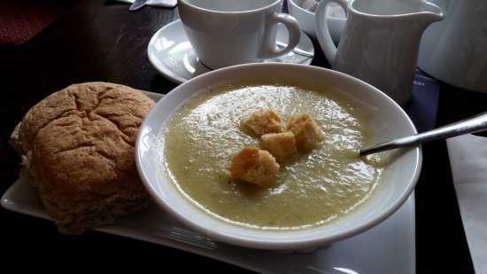 ‪‪Burton-in-Lonsdale‬, UK: Leek & Potato Soup‬