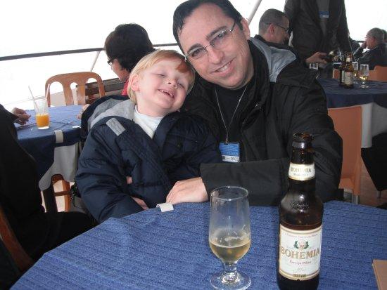 Barco Principe Joinville: Uma boa história e uma boa cerveja