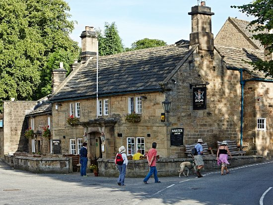 The Devonshire Arms, Beeley