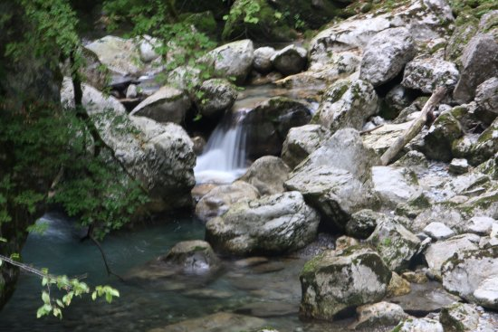 Tolmin Gorge Picture