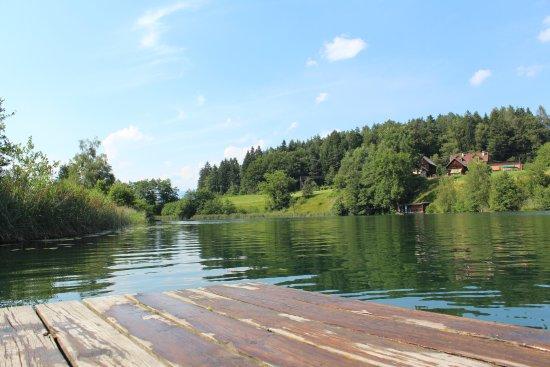 Oberaichwald, Austria: Naturbadesee