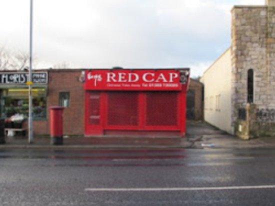 Redcap Chinese Take Away Dumbarton Restaurant Reviews