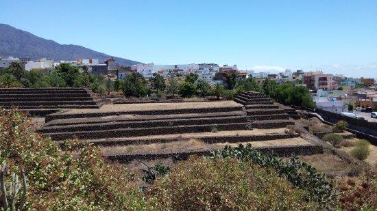 Guimar, Spanien: Vista general