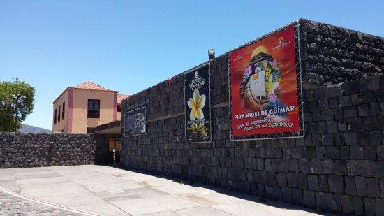 Guimar, Spanien: Entrada