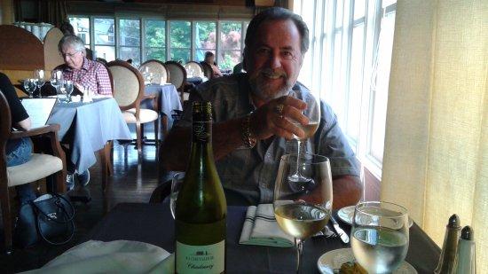 Hotel Chateau-Bromont: Restaurant 4 canards
