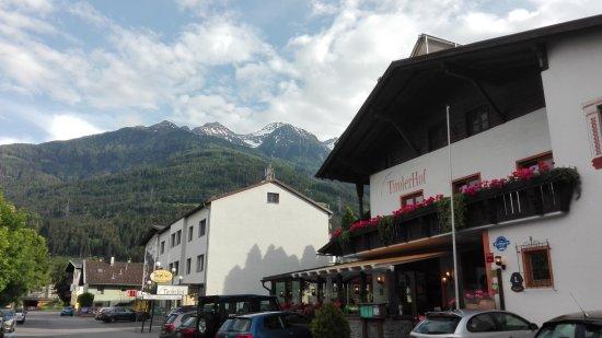 Hotel Tirolerhof: vista frontale