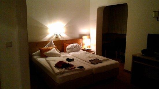 Hotel Tirolerhof : Stanza