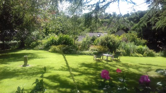Barwick, UK: Garden 3