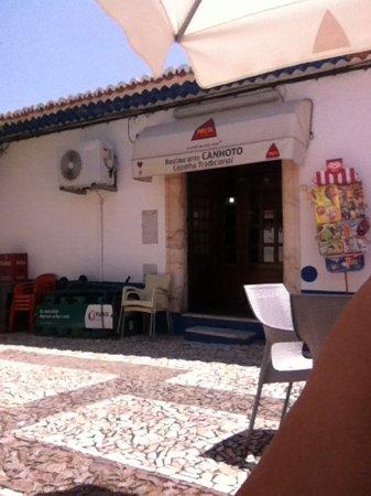Borba, Portugal: Porta de entrada