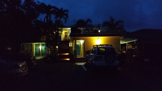 Ceiba Country Inn at Dusk