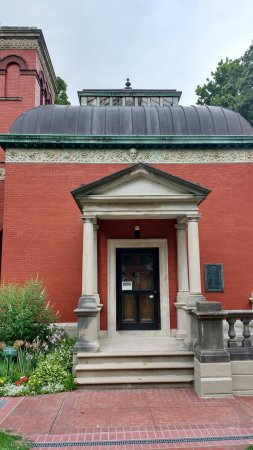Crawfordsville, IN: General Lew Wallace Study and Museum