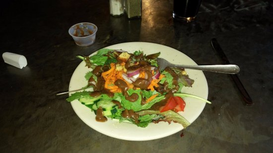 West Glover, VT: Side Salad