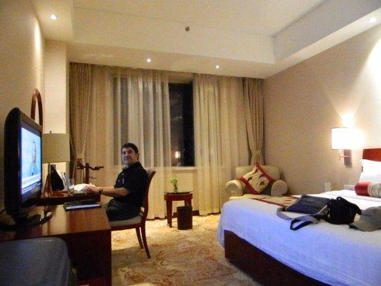 Kingswell hotel Shanghai: Trabajando en Kingswell