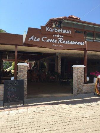 Hotel Karbel Sun Restaurant