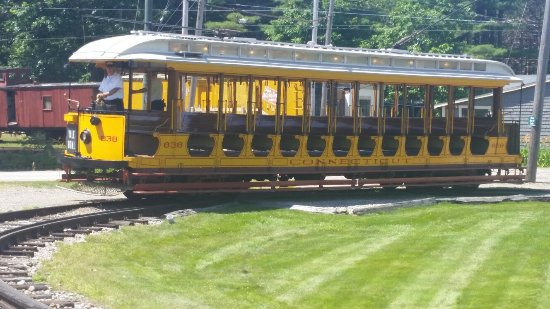 Kennebunkport, ME: Seashore Trolley Museum