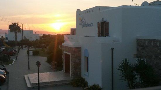Plaza Beach Hotel: 20160706_202638_large.jpg