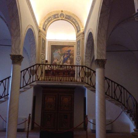 Risultati immagini per asciano abbazia di monte oliveto maggiore::: BIBLIOTECA?