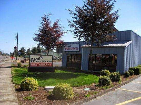 Woodburn, OR: Gina's Restaurant