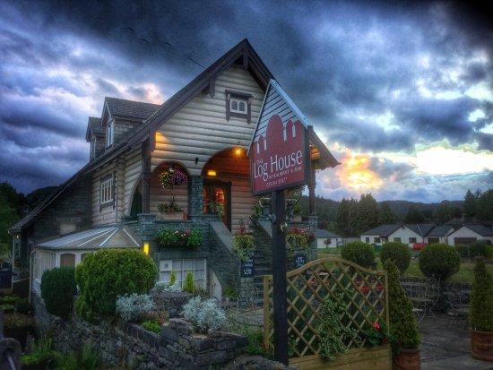 Lake District B&B - Log House, Ambleside, B&B in Ambleside